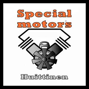 huittisten specialmotors oy logo kotisivuille hs-motors.com