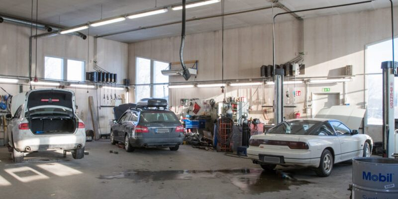 huittisten specialmotors oy uudet toimitilat autohuolto korjauspalvelut hs-motors.com